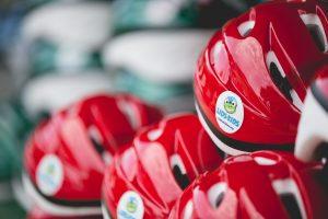 Lids for Kids Bike Helmet Giveaway in Grand Rapids