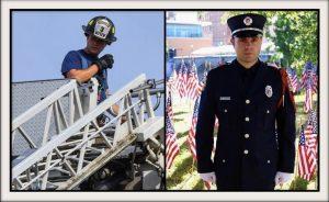 Matt Keusch GR Fire fighter of the year 2019