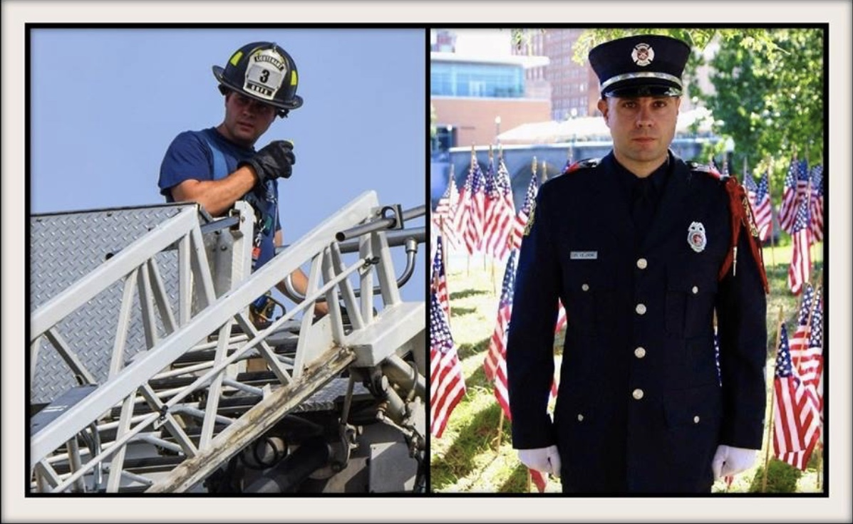 Matt Keusch GR Fire fighter of the year 2019